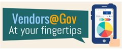 Vendors@Gov at your fingertips