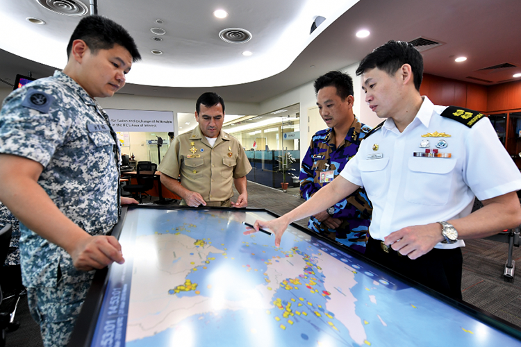 International Maritime Security Conference 2019 (MINDEF)